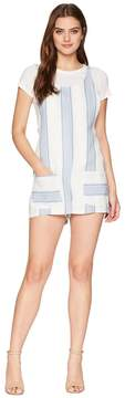 Bishop + Young Gracie Stripe Romper Women's Jumpsuit & Rompers One Piece