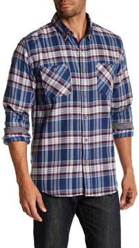Weatherproof Mountain Twill Flannel Regular Fit Shirt