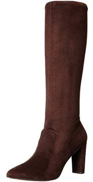 Adrienne Vittadini Womens Nanni Pointed Toe Knee High Fashion Boots.