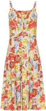Emilia Wickstead Juliet floral-print dress