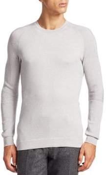 Loro Piana Wool Crewneck Sweater