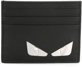 Fendi Bag Bugs-appliqué cardholder