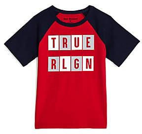 True Religion TODDLER/LITTLE KIDS RAGLAN