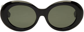 Raen Black Alex Knost Edition Figurative Sunglasses
