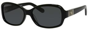 Safilo USA Kate Spade Cheyenne Rectangle Sunglasses