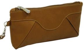 Women's Piel Leather Rainbow Wristlet 2937