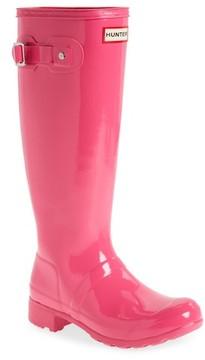 Hunter Women's Tour Gloss Packable Rain Boot