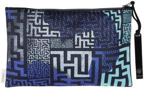 Nike SOPHIA-ENJOY THINKING - Printed Clutch Bag Labyrinth