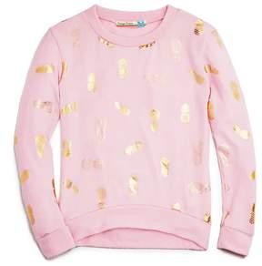 Vintage Havana Girls' Pineapple-Print Sweatshirt - Big Kid