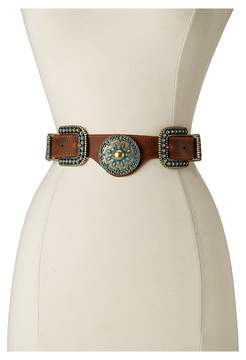 Leather Rock 1832 Women's Belts