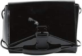 Christopher Kane Black Patent leather Handbag