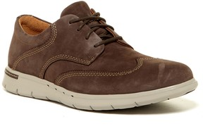 Clarks Unbyner Way Wingtip Lace-Up Shoe