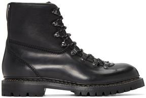 Rag & Bone Black Vintage Hiker Boots