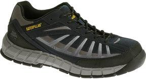 Caterpillar CAT Infrastructure EH Steel-Toe Mens Work Shoes