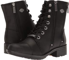 Harley-Davidson Summerdale Women's Lace-up Boots
