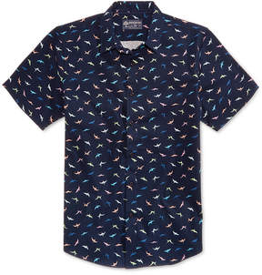American Rag Men's Mini Dino Shirt, Created for Macy's