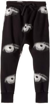 Nununu Eye Baggy Pants (Infant/Toddler/Little Kids)