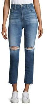 AG Jeans The Isabelle Destroyed Jeans
