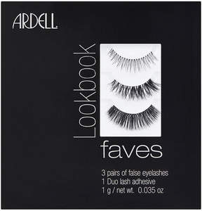 Ardell Mini Faves Lash Lookbook + Duo