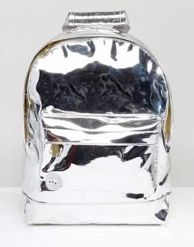 Mi-Pac Silver Mirror Mini Classic Backpack