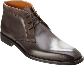 Kenneth Cole New York Noble Act Leather Chukka Boot