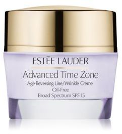 Estee Lauder Advanced Time Zone Age Reversing Line/Wrinkle Creme Oil-Free Broad Spectrum SPF 15/1.7 oz.