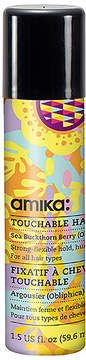 Amika Travel Touchable Hair Spray.