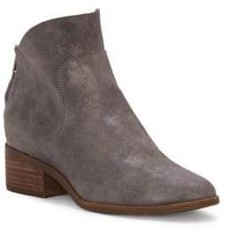 Lucky Brand Lahela Suede Booties