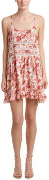 Cotton Candy Floral Dress