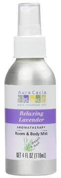 Aura Cacia Relaxing Lavender Aromatherapy Room & Women's Body Mist - 4oz