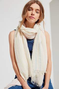 Urban Outfitters Lightweight Rainbow Scarf