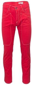 Jeckerson Men's Red Pants.