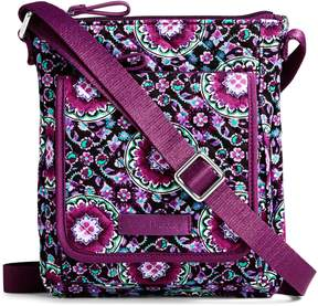 Vera Bradley Iconic RFID Mini Hipster - FALLING FLOWERS - STYLE