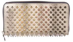 Christian Louboutin Panettone Spiked Wallet