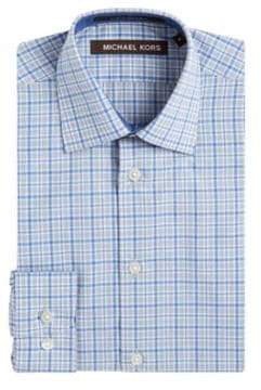 Michael Kors Boy's Plaid Sportshirt