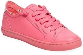 Dolce Vita Women's Zeze. N Leather Low-Top Sneaker