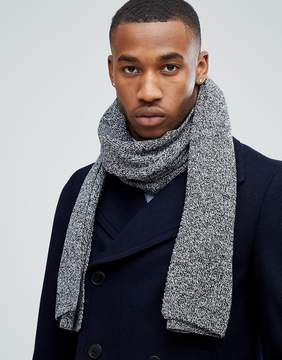 Jack and Jones DNA Scarf in Gray