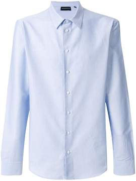 Emporio Armani classic long-sleeved shirt