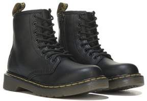 Dr. Martens Kids' Delaney Combat Boot Pre/Grade School