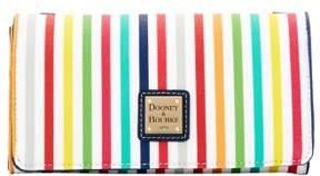 Dooney & Bourke Catalina Daphne Crossbody Wallet Shoulder Bag - MULTI - STYLE