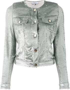 IRO Dalome sequinned jacket
