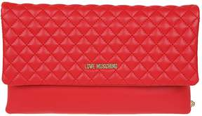 Love Moschino Red Clutch