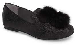 Vince Camuto Girl's Caela Faux Fur Loafer
