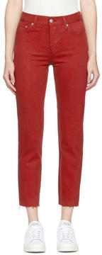 Levi's Levis Red Wedgie Fit Jeans