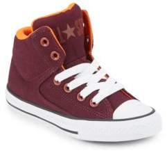 Converse Fundamentals Kid's Youth Chuck Taylor All Star High Street Sneakers