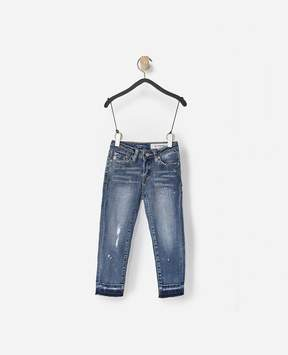 AG Jeans The Sierra Crop (Little Girls)