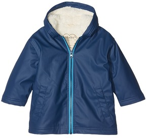 Hatley True Navy Splash Jacket Boy's Coat
