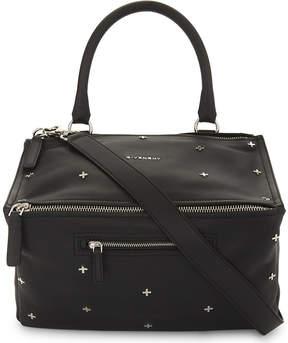 Givenchy Pandora Sugar cross medium leather shoulder bag