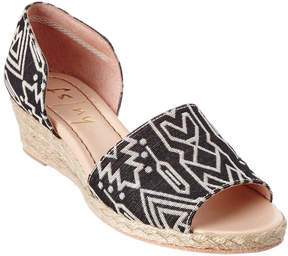 French Sole Rapture Espadrille Wedge
