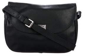 Longchamp Pebbled Leather Crossbody Bag